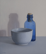 Bottle with Bowl