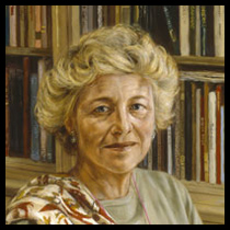 Commissions 2006-2007; image from Portrait of Dame Vivien Duffield